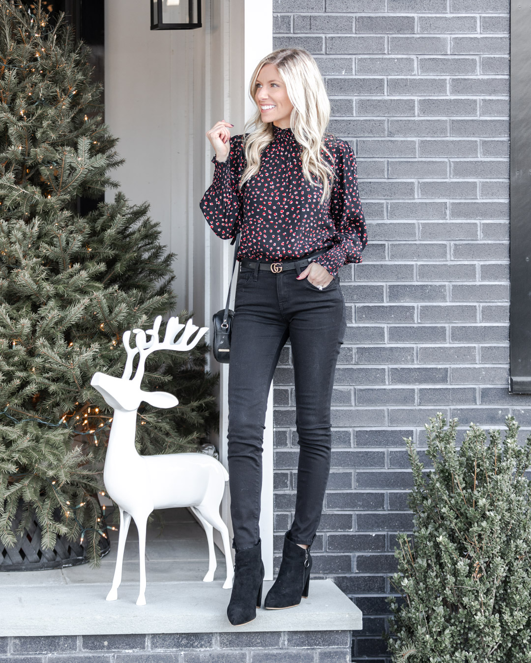 the perfect sophisticated look for winter The Glamorous Gal