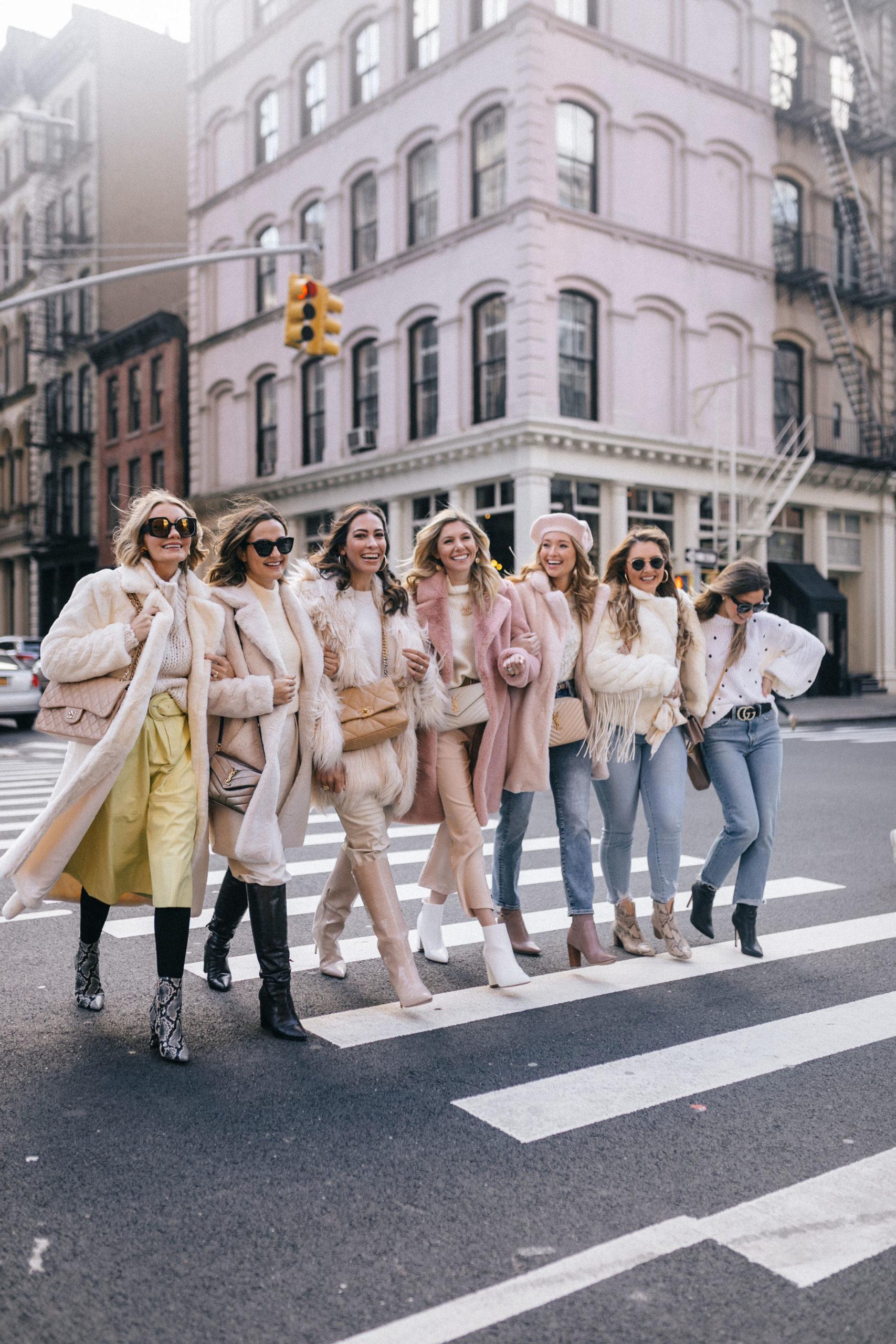 NYFW Girl Squad