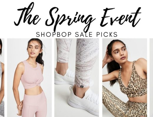 Shopbop Athleisure Picks