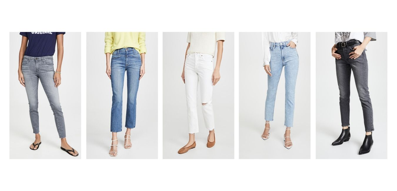 spring jeans from shopbop