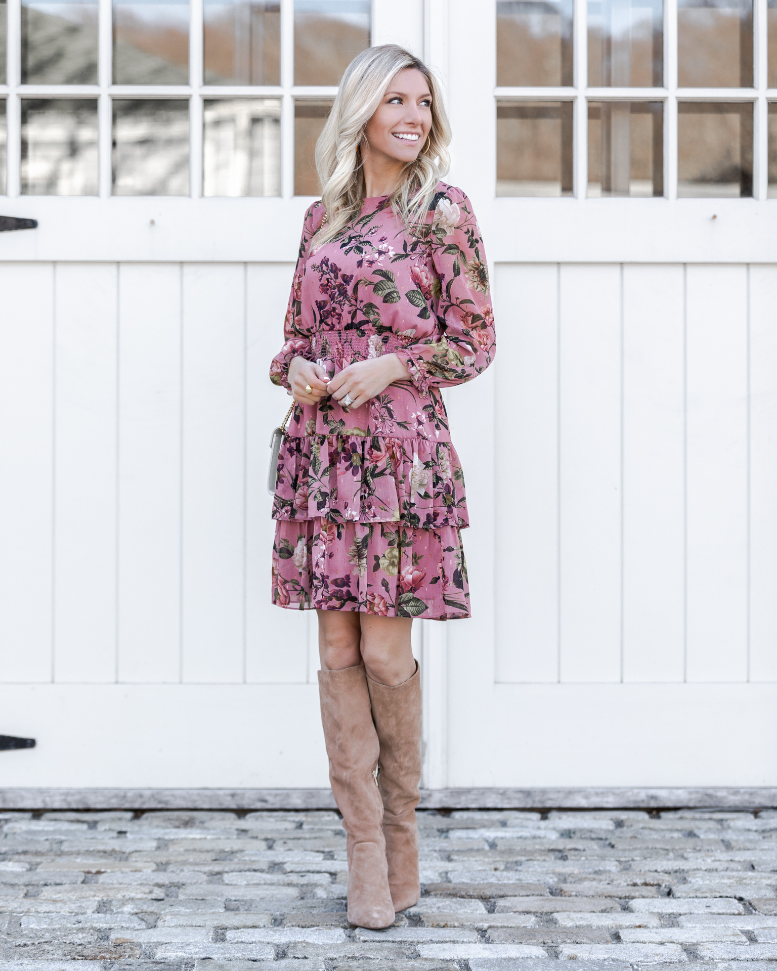 long-sleeve-floral-dress-from-eliza-j-the-glamorous-gal