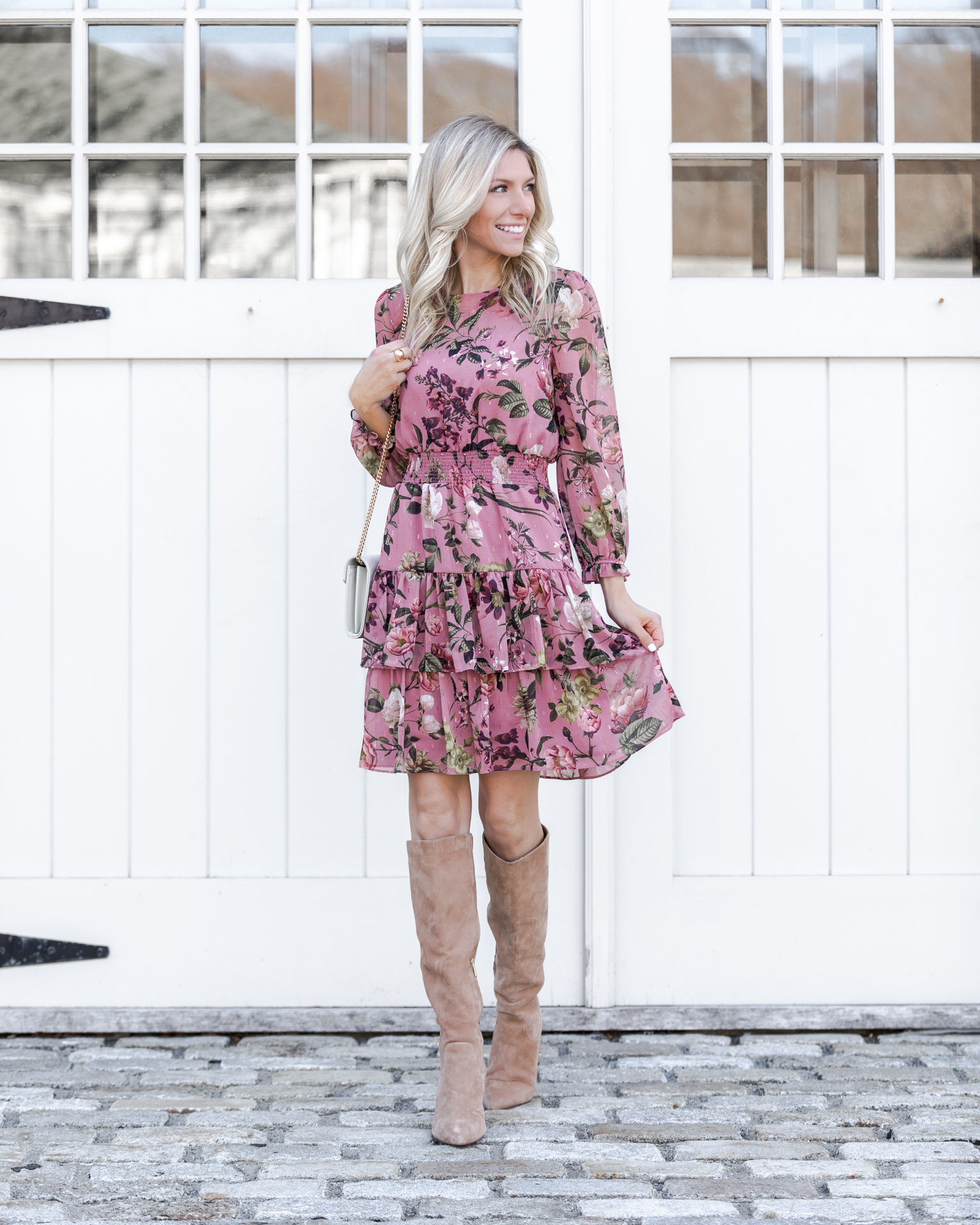 pink-floral-dress-from-eliza-j-the-glamorous-gal