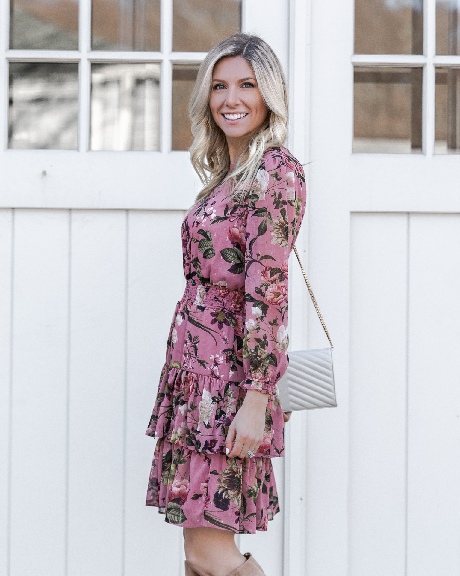 pink-floral-dress-perfect-for-easter-the-glamorous-gal