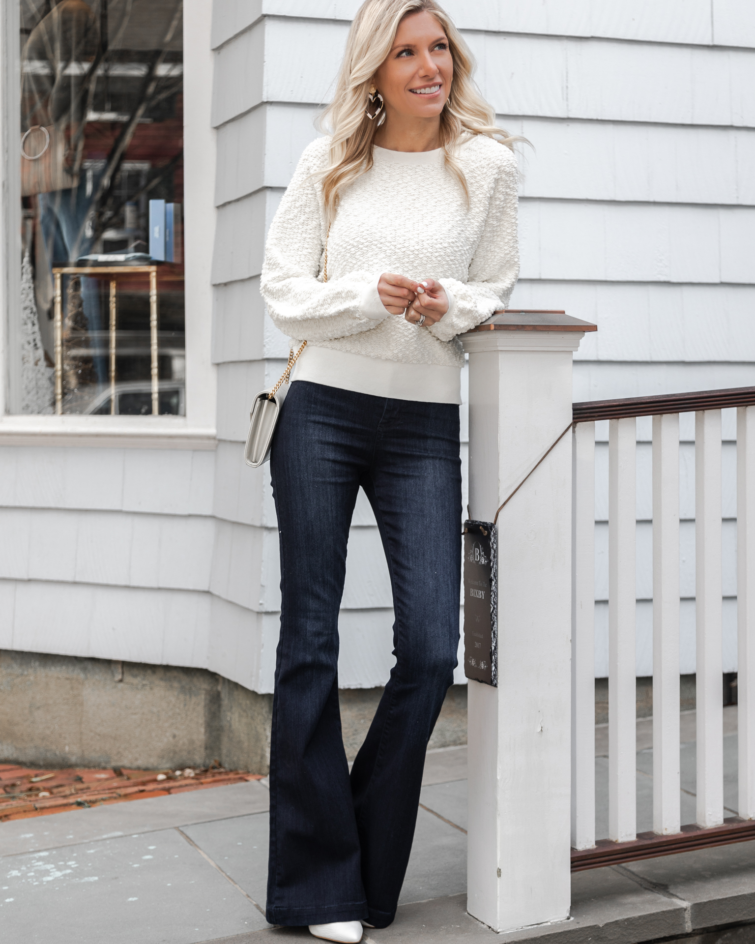 southern-shirt-white-cozy-sweater-the-glamorous-gal