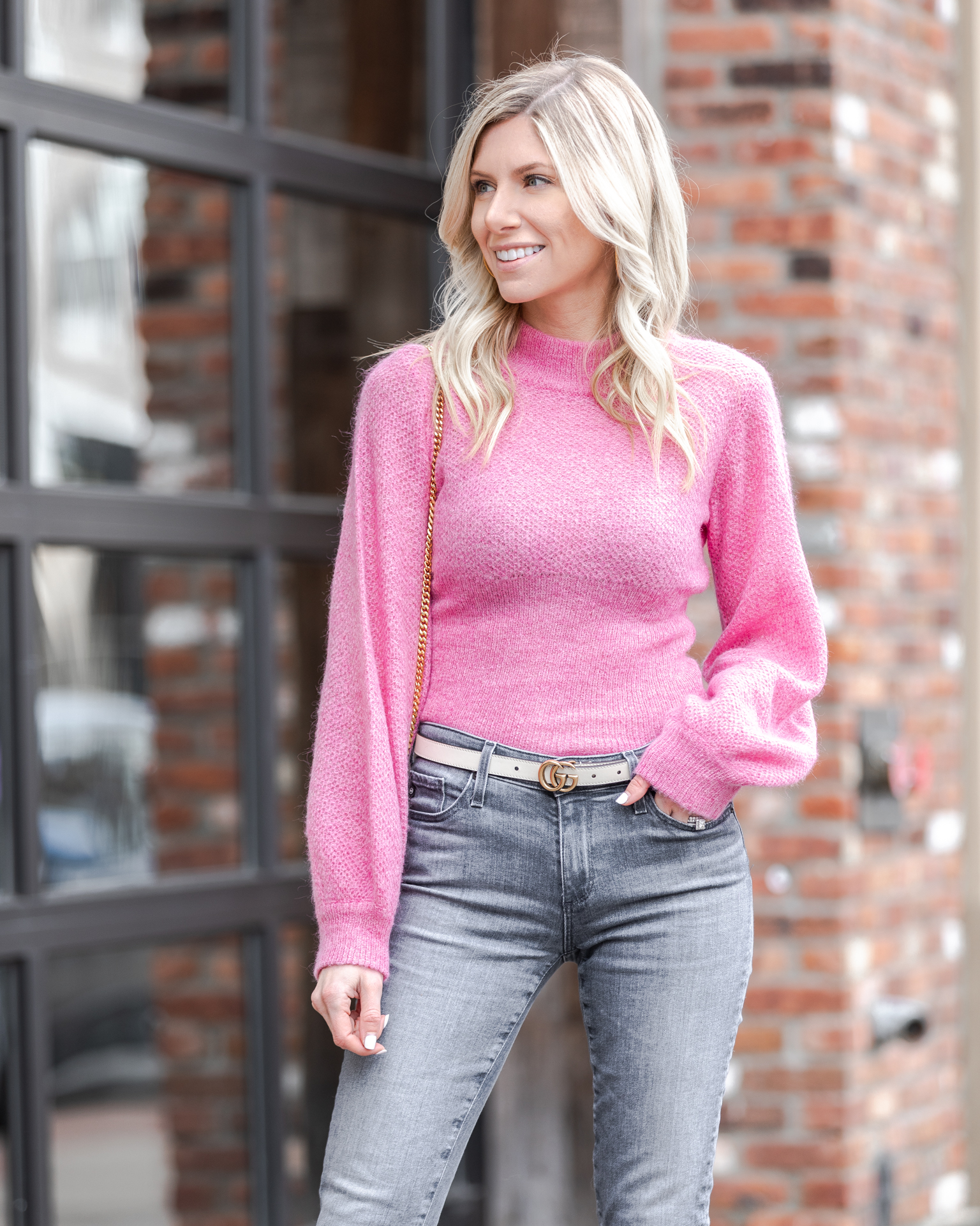 tuckable-blush-sweaterr-the-glamorous-gal