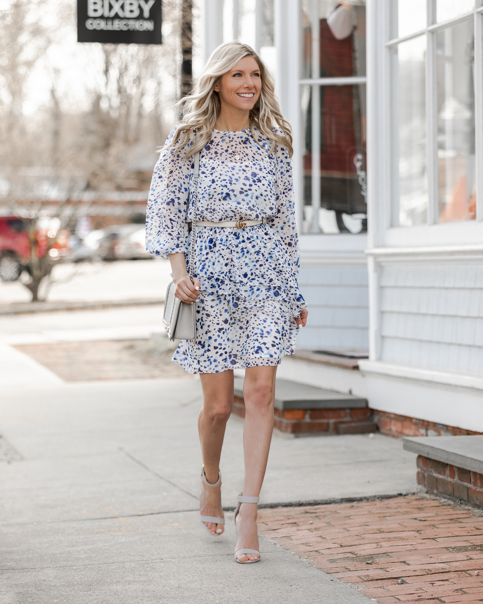 long-sleeve-ruffle-dress-for-spring-the-glamorous-gal