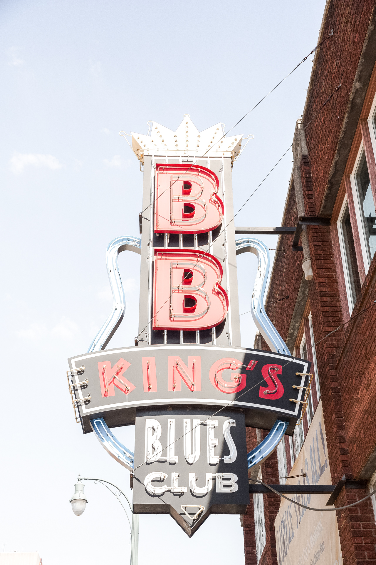Beale Street in Memphis BB King's Club
