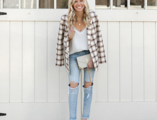 plaid-work-blazer-under-$100-the-glamorous-gal