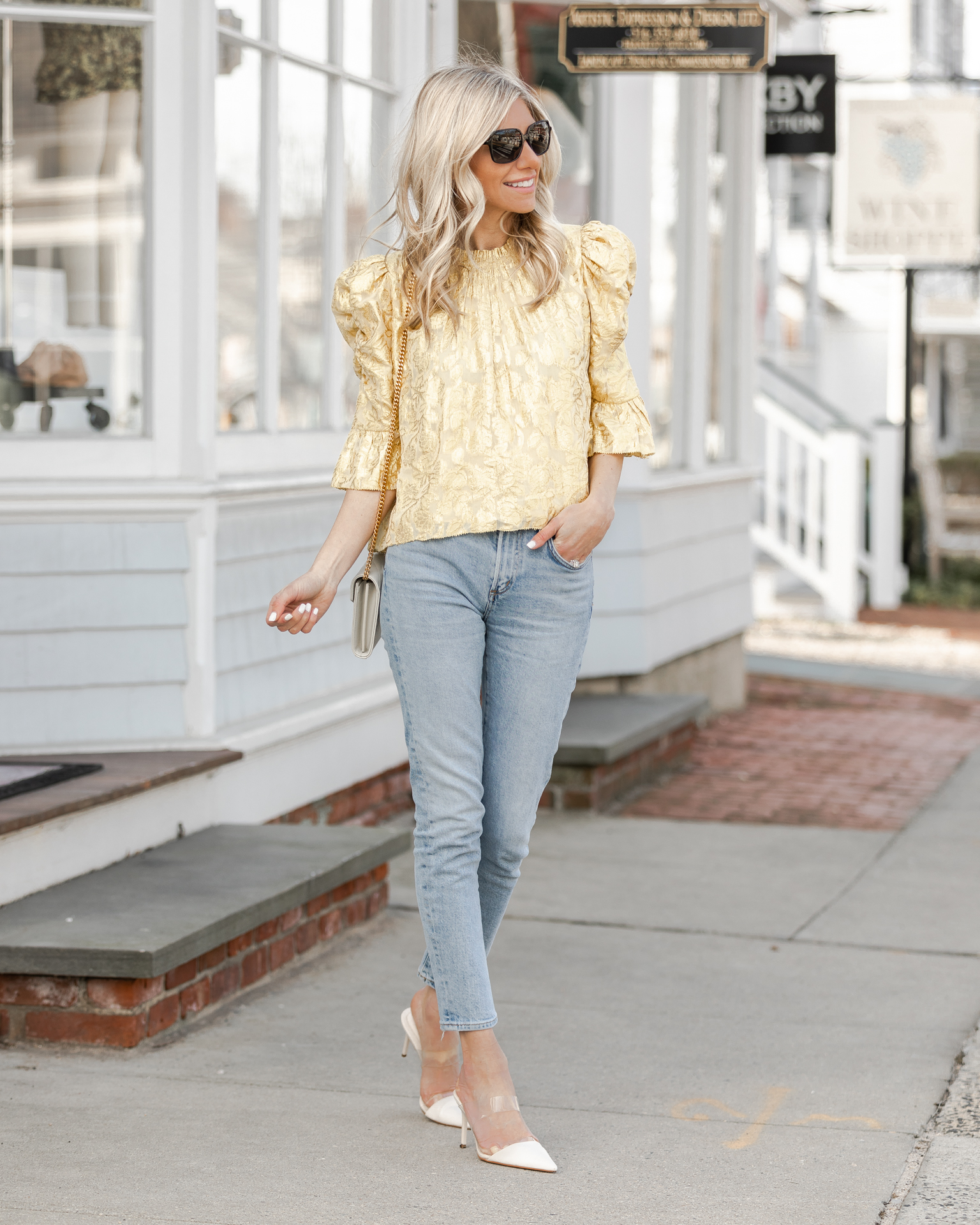 saylor-metallic-top-for-spring-the-glamorous-gal