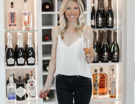 liquor-closet-organization-with-lights-the-glamorous-gal