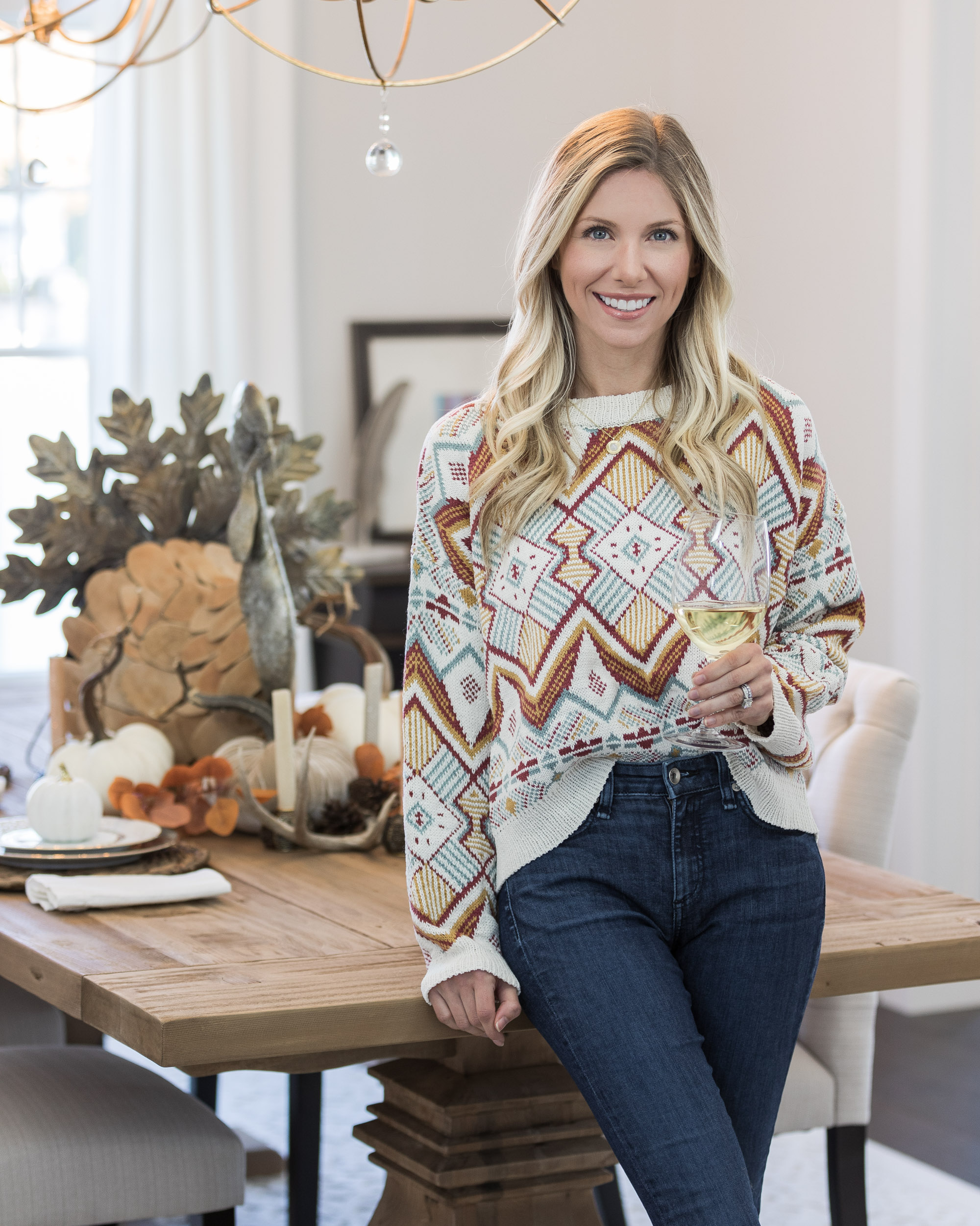 makenzie-childs-thanksgiving-with-family-the-glamorous-gal