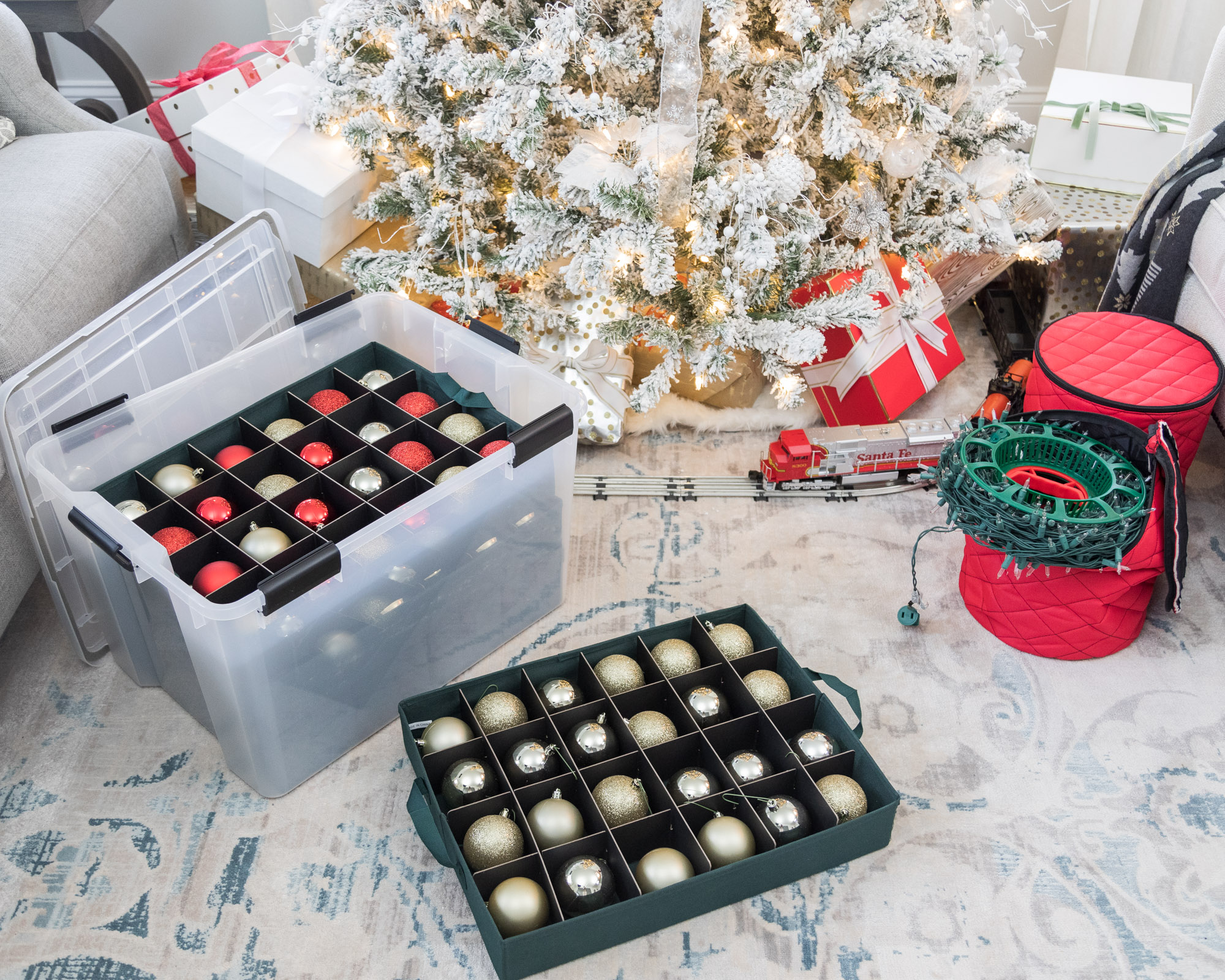 re-organize-you-christmas-storage-with-the-container-store-the-glamorous-gal