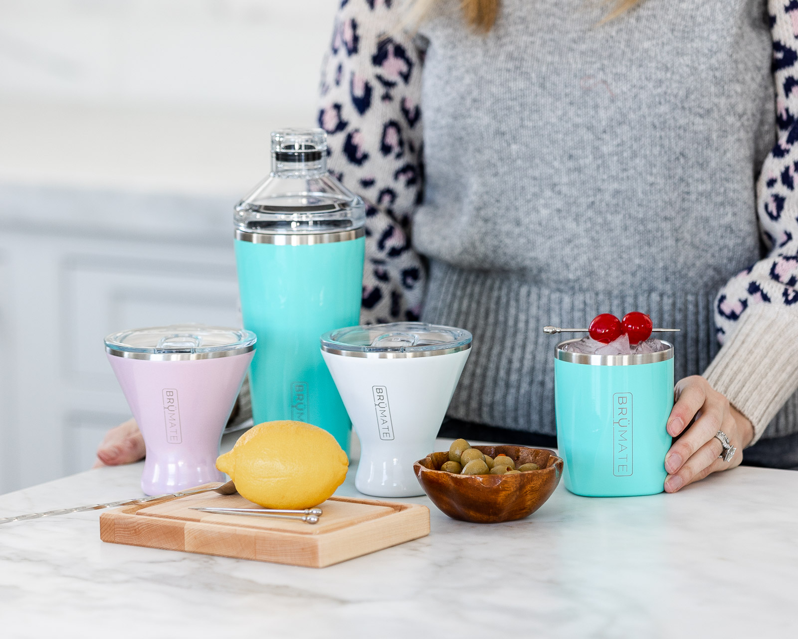 brumate-insulated-martini-glasses-martini-shaker-and-tumbler-The-Glamorous-Gal