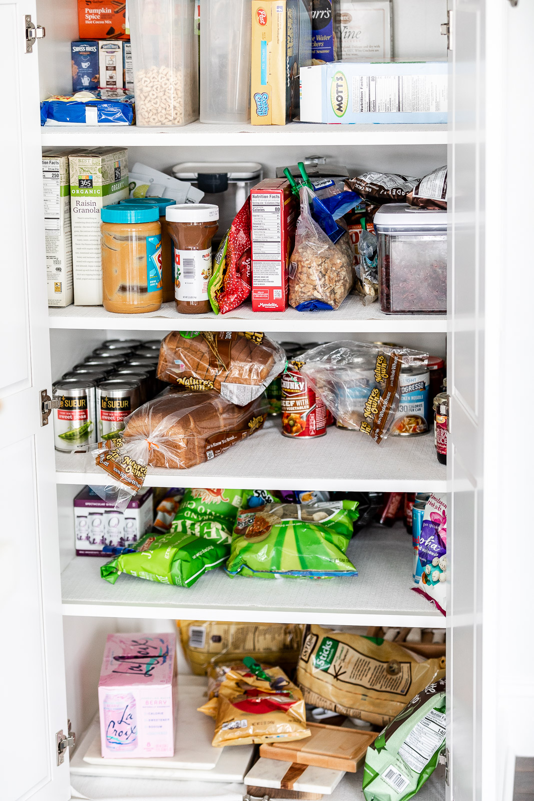 pantry-organization-before-The-Glamorous-Gal