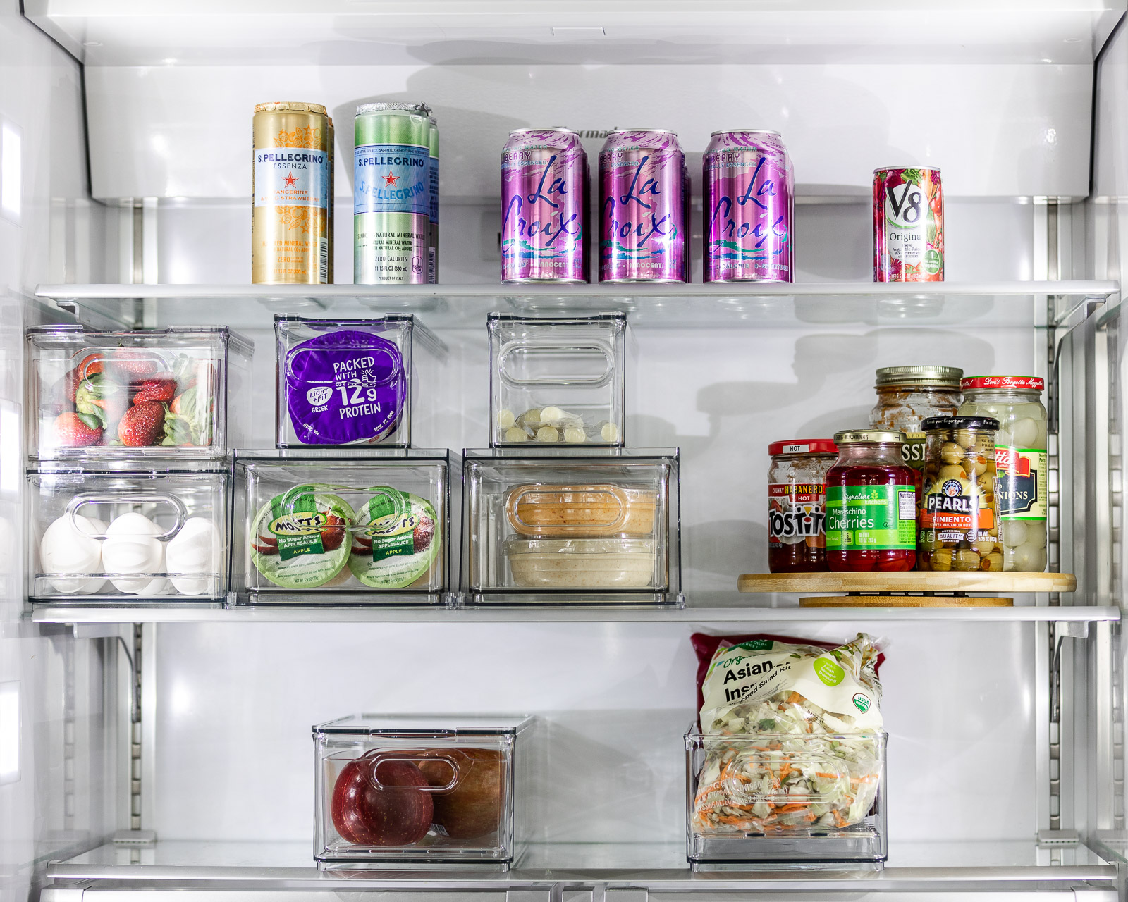 plastic-shelf-and-drawer-organizers-for-refrigerator-from-container-store-The-Glamorous-Gal