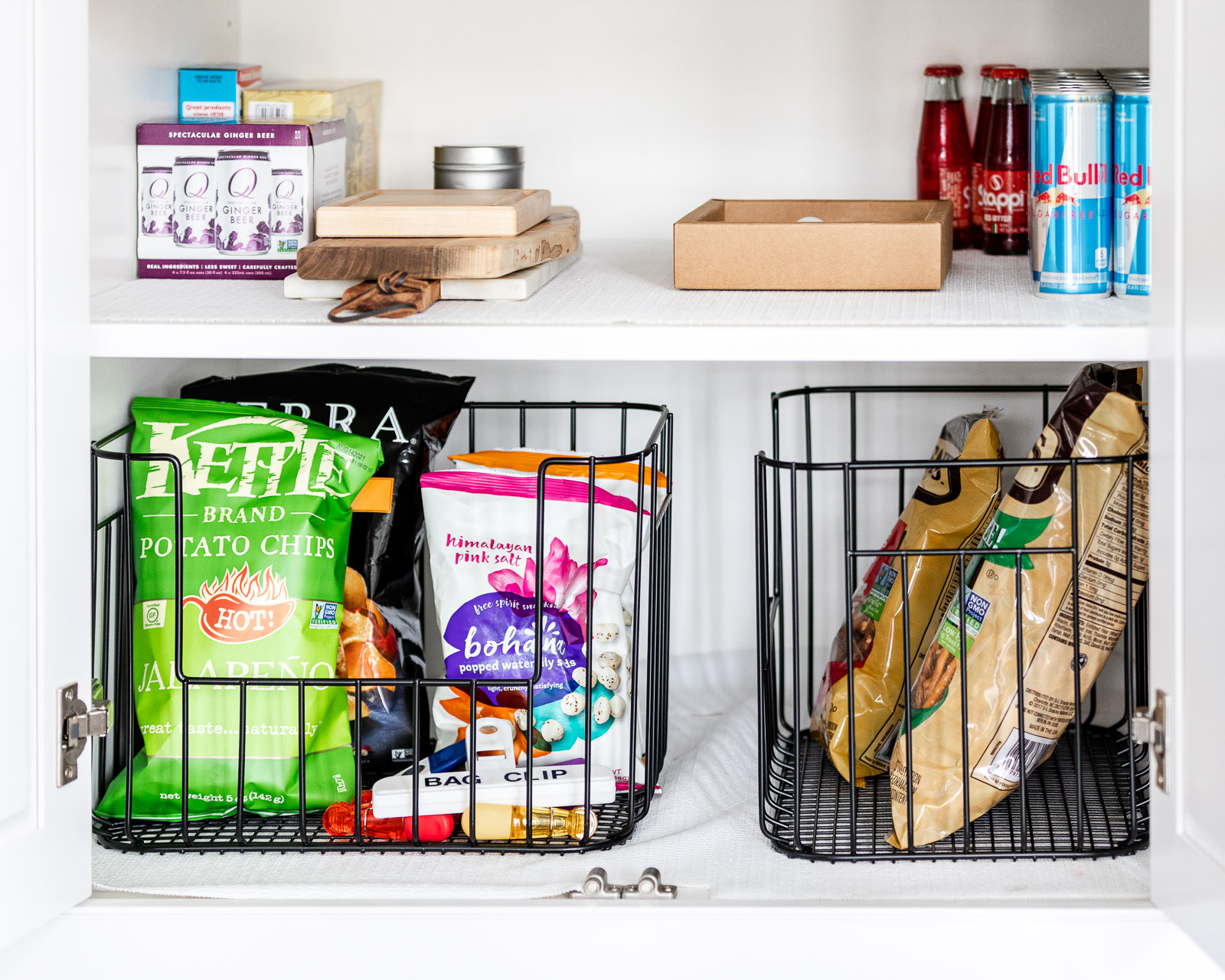 simple-pantry-storage-for-snacks-with-container-store-The-Glamorous-Gal