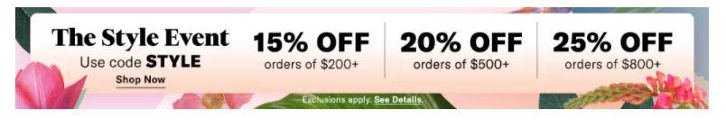 Spring Shopbop Sale