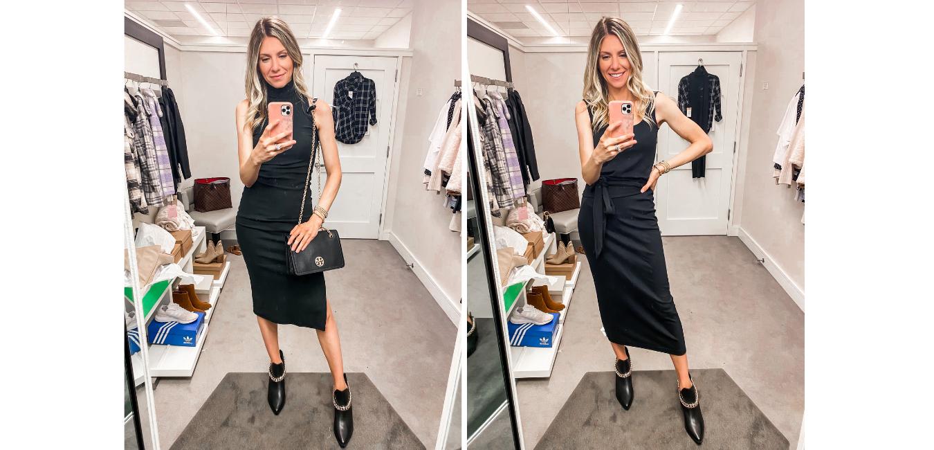 little black dress save vs splurge